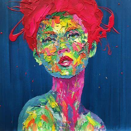 Agusil Oriental Girl 80 x 80 cm