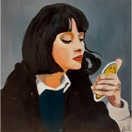 Manuela Gallo Mirror 25 x 25 cm
