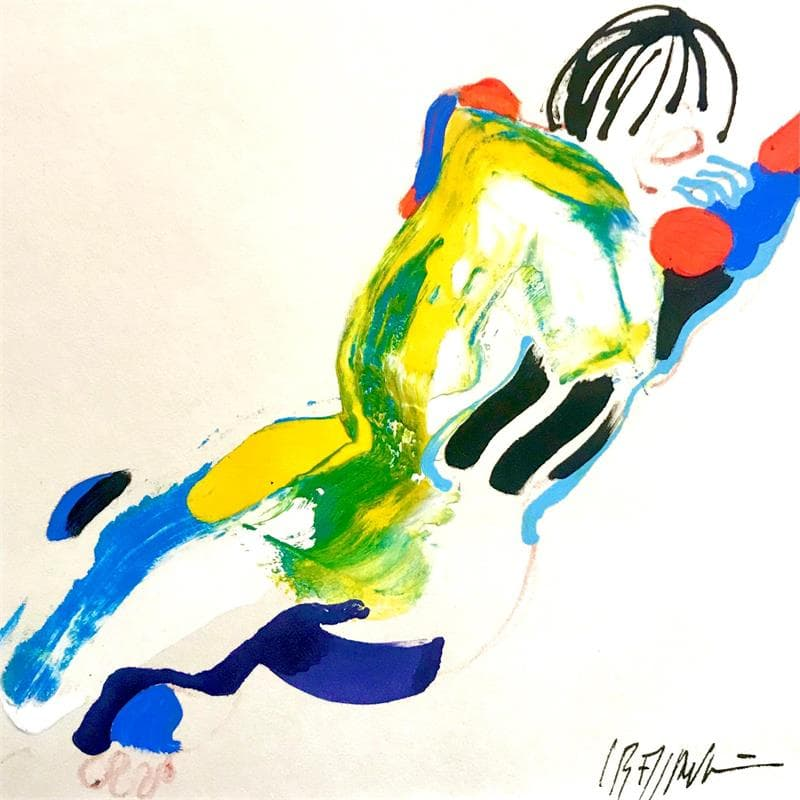 Small paintings Abstract Figurative Mixed</h2>