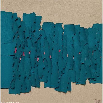 Gérard Clisson FRAMBOISE 36 x 36 cm