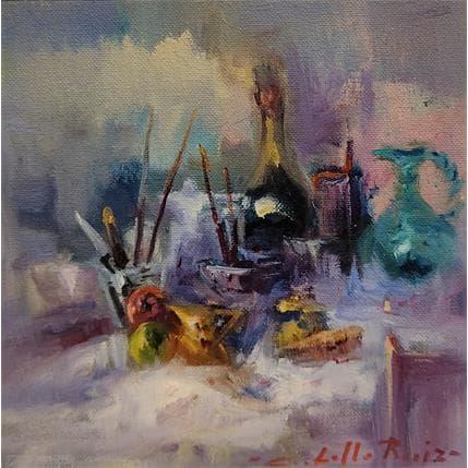 Jose Cabello Ruiz Sans titre 19 x 19 cm