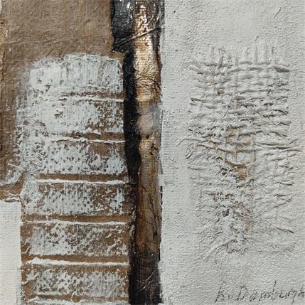 Lydia Van Domburgh Sans titre A7 13 x 13 cm
