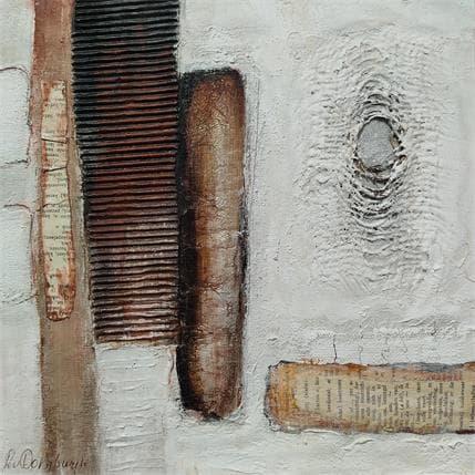 Lydia Van Domburgh Sans titre C8 25 x 25 cm
