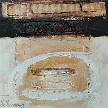 Lydia Van Domburgh Sans titre C7 25 x 25 cm
