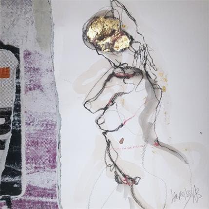 Corinne Labarussias Lucy 36 x 36 cm