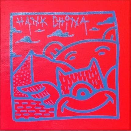 Hank China Marseille 13 x 13 cm