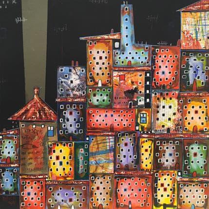 Aboubacar Toure Peulga 50 x 50 cm