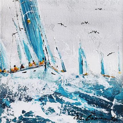 Ortis-Bommarito Nicole Temps couvert 19 x 19 cm