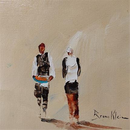 Bruno Klein Recto-verso 19 x 19 cm