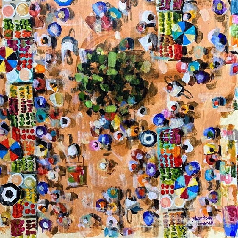 Figurative paintings Figurative Acrylic</h2>