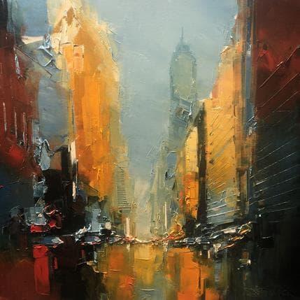 Daniel Castan NYC 60 x 60 cm