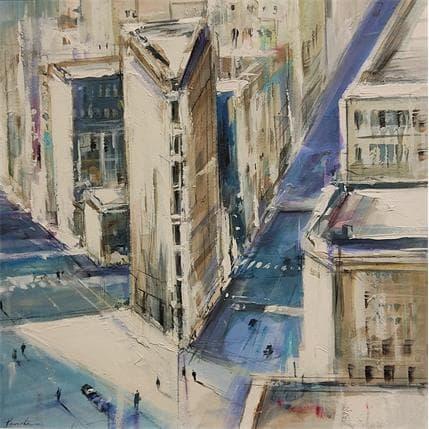 Richard Poumelin Directions 36 x 36 cm