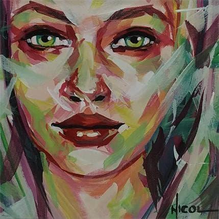 Nicoleta Vacaru Carla 19 x 19 cm