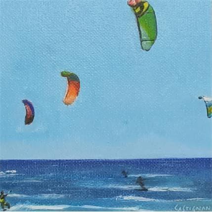 Sergi Castignani Bleu marine 9 13 x 13 cm