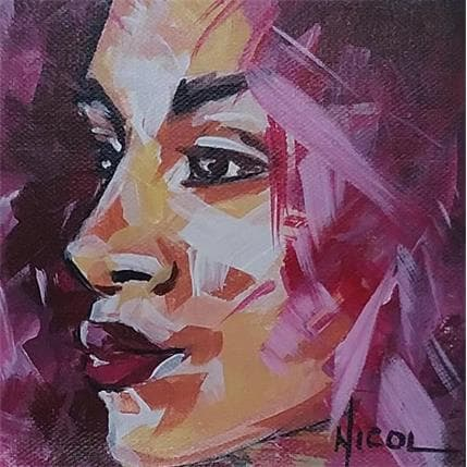 Nicoleta Vacaru Acheznar 13 x 13 cm
