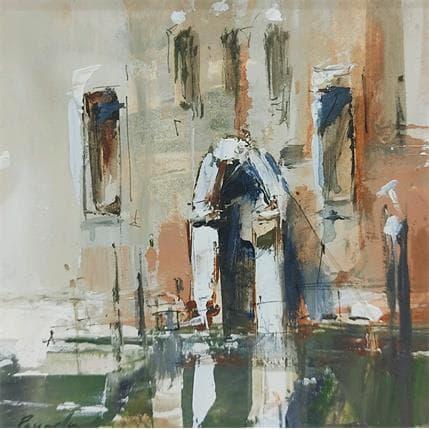 Richard Poumelin Venise 1 13 x 13 cm