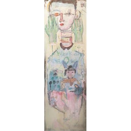 Miguel De Sousa Voce me ve nao ve 40 x 120 cm
