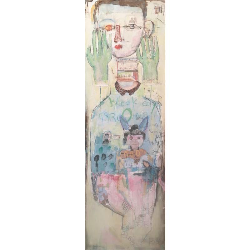 Raw art paintings Art singulier a traduire Mixed</h2>
