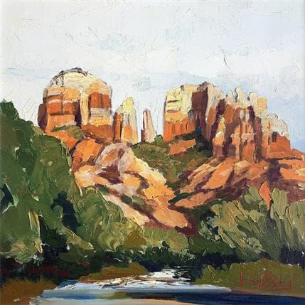 Brooksby Oak Creek Canyon 25 x 25 cm