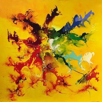 Thierry Zdzieblo 19.04.02 80 x 80 cm