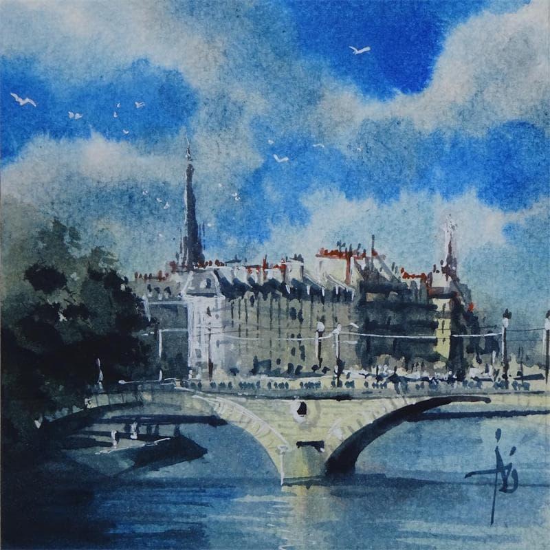 Flanerie parisienne