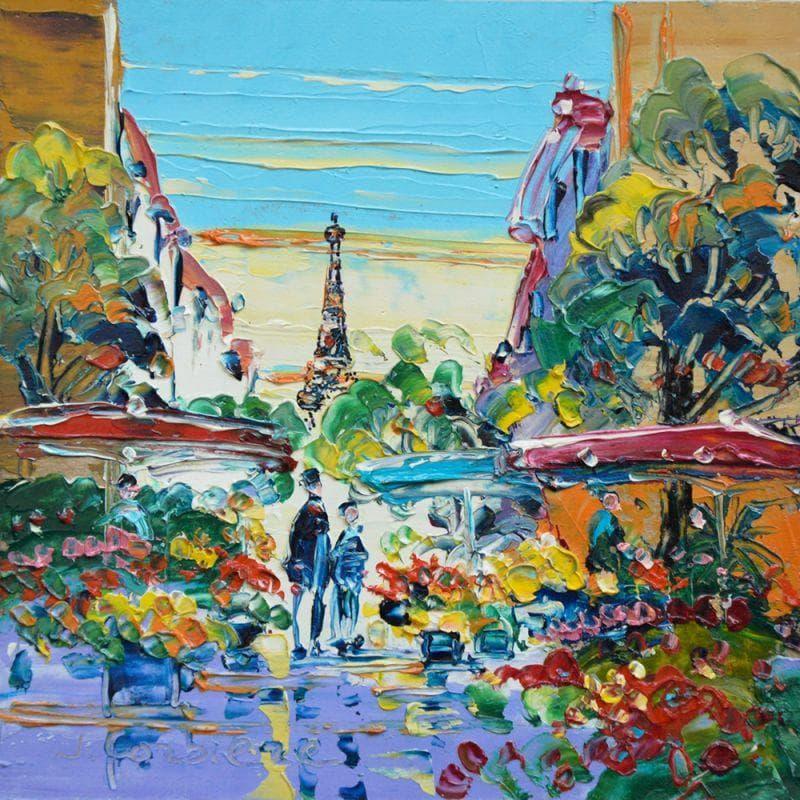 C'est loin la Tour Eiffel