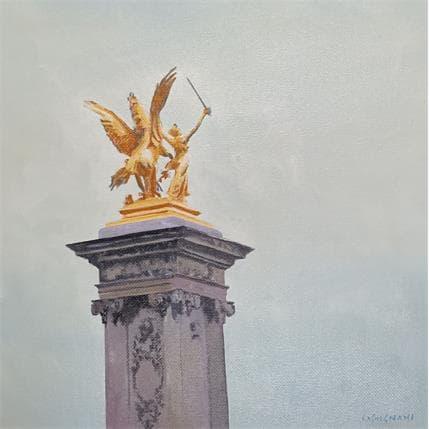 Sergi Castignani Pont Alexander II 25 x 25 cm
