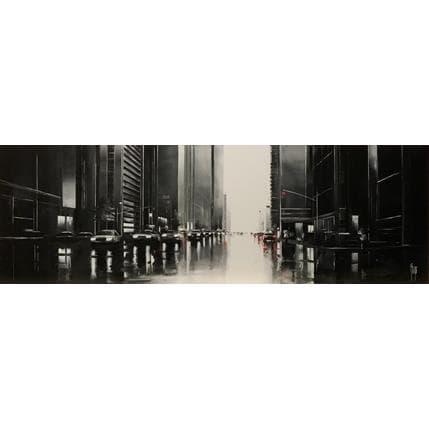Maurizio Galloro Ouverture lumineuse 120 x 40 cm