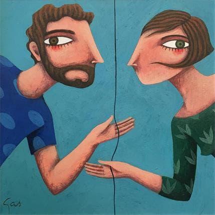Gemma Aguasca Sole Trobar el fil 13 x 13 cm