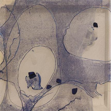 Yasmina Ziyat Sans titre 8 13 x 13 cm