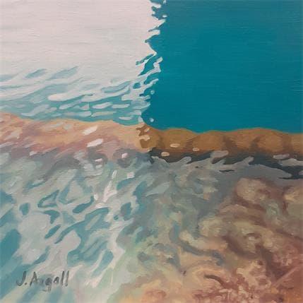 Julie Argall Le bassin J4 #2 Marseille 13 x 13 cm