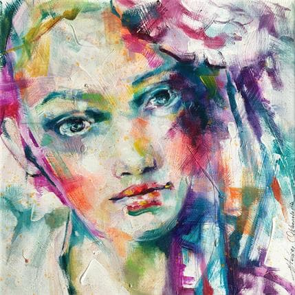 Monica Abbondanzia Arleen 25 x 25 cm