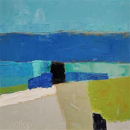 Shelley Délire 25 x 25 cm