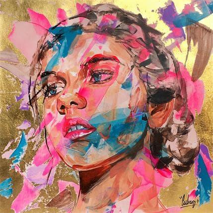 Nathalie Cubero Sans titre 34C 25 x 25 cm