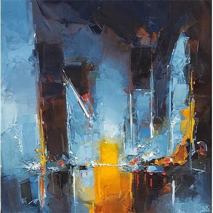 Daniel Castan MADISON AVENUE 100 x 100 cm