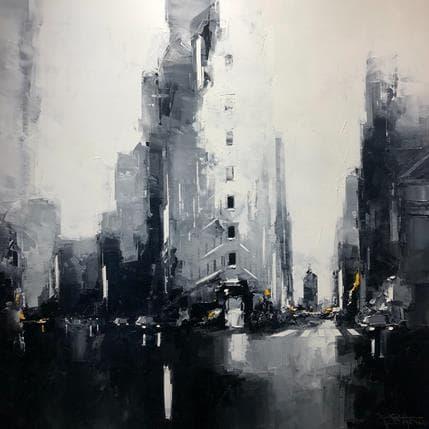 Daniel Castan NYC 100 x 100 cm