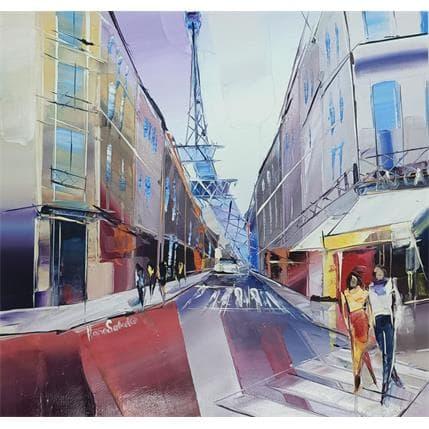 Anna Salenko Rue de Monttessuy 25 x 25 cm