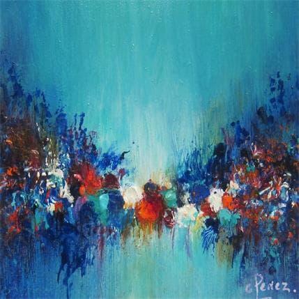 Perez Geneviève REVERIE 13 x 13 cm