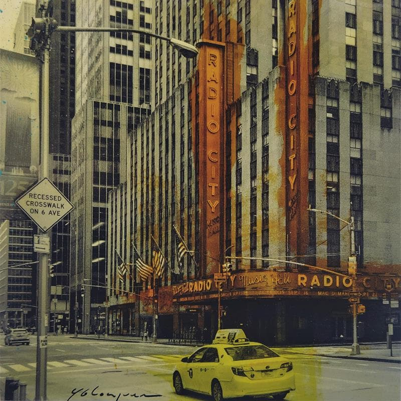 CAB TO RADIO CITY