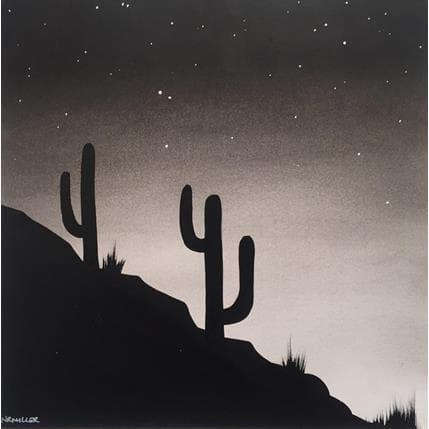 Natasha Miller Long nights 25 x 25 cm