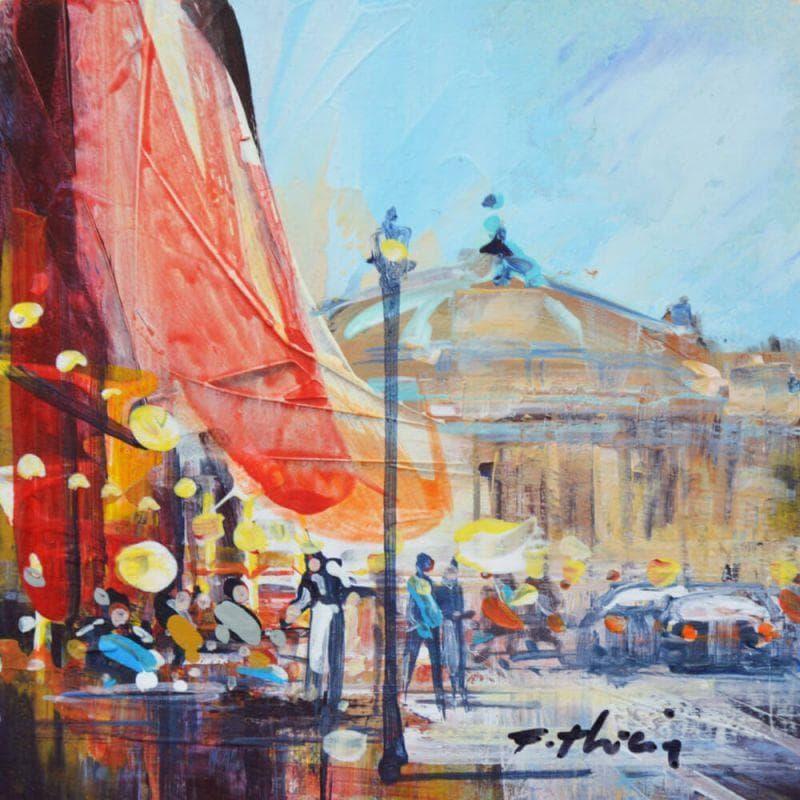 Paris opéra Garnier