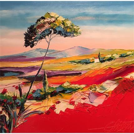 David Fonteyne Mougins 50 x 50 cm