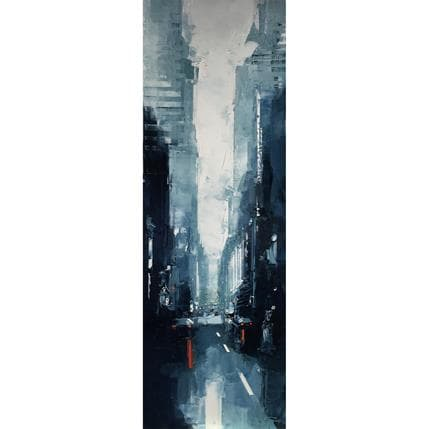 Daniel Castan Cold New York 40 x 120 cm
