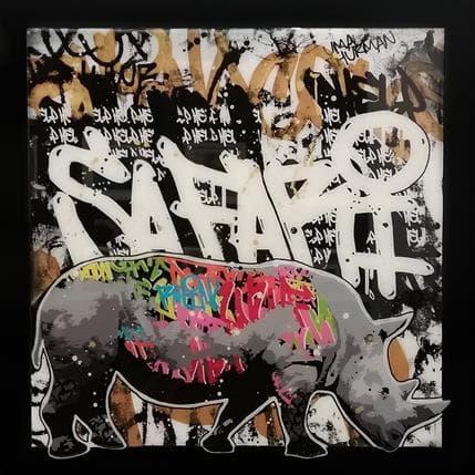 FRED Rhino 50 x 50 cm