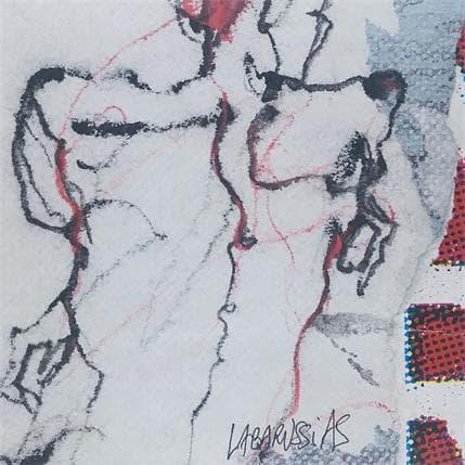 Corinne Labarussias Nicolas 13 x 13 cm