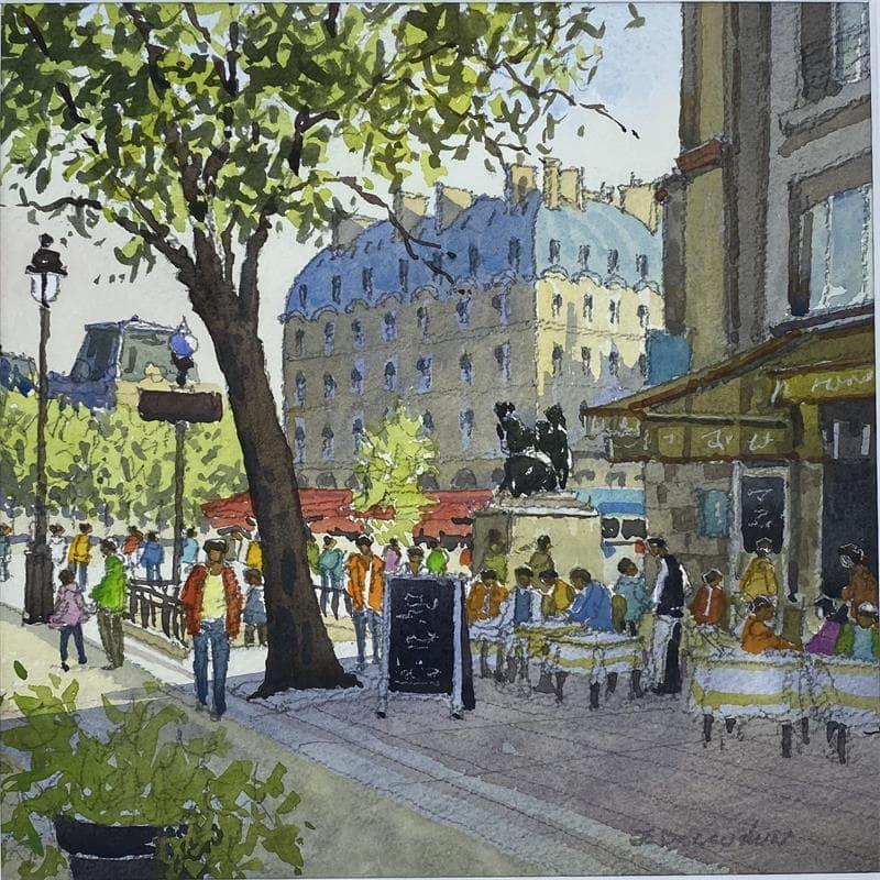 St-Michel-Paris