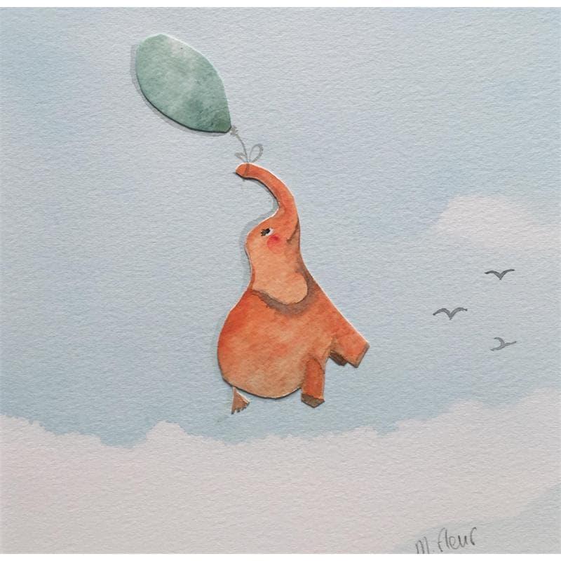 Le ballon et l'éléphant