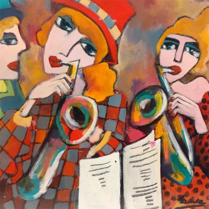 Femmes au saxo