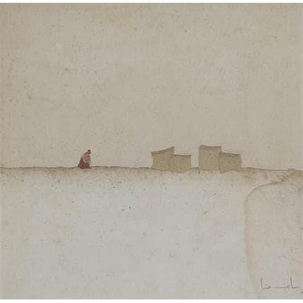 Lamiel Boubli Au village 3 19 x 19 cm