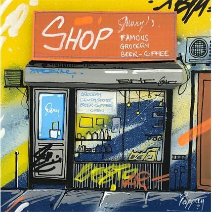Pappay Jenny's shop 19 x 19 cm